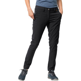 Jack Wolfskin Winter Travel Pantalon Femme, black